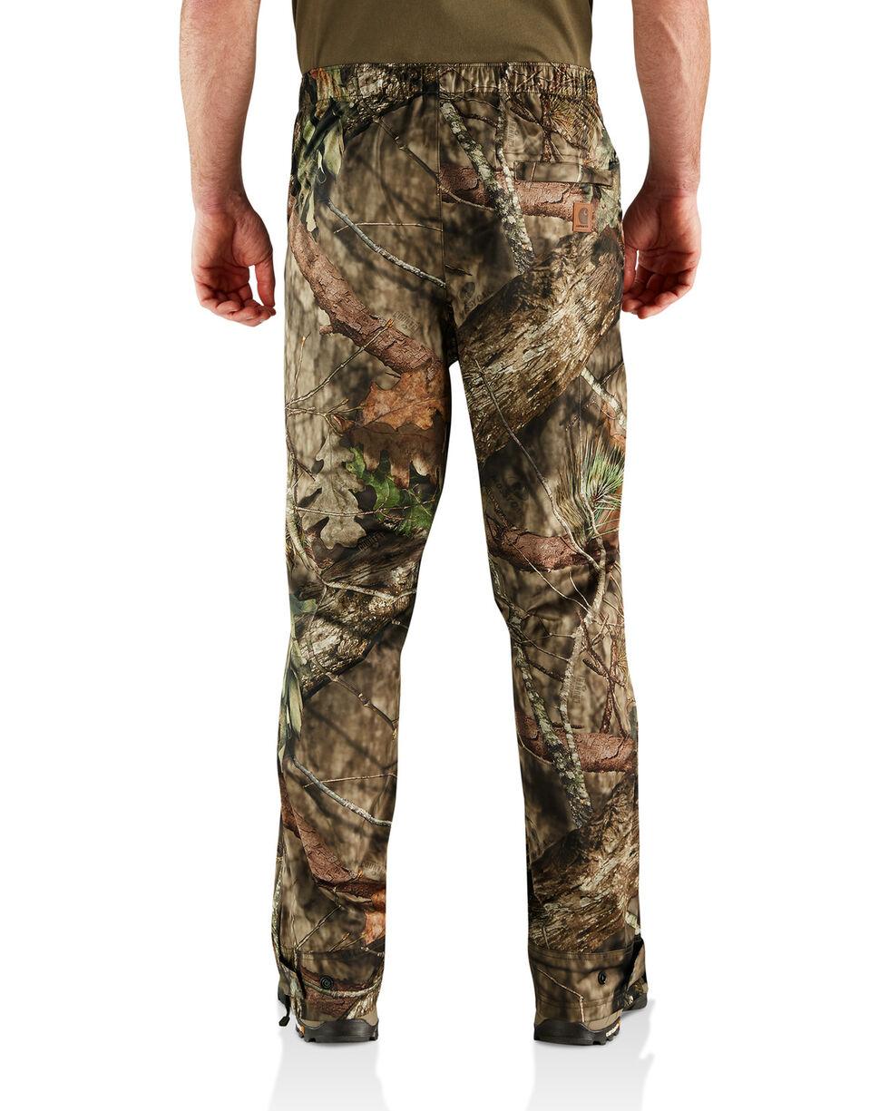 Carhartt Men's Camo Stormy Woods Pants - Straight Leg , Camouflage, hi-res