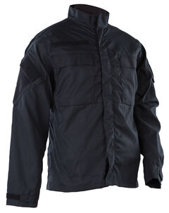 Tru-Spec Men's Navy Urban Force TRU Shirt , Black, hi-res