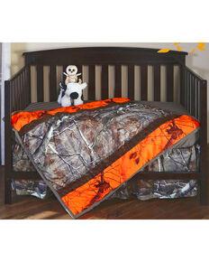 camouflage bedroom. Carstens Realtree AP  Blaze Camo Crib Set 3 Piece Orange hi Bedding Camouflage Bedroom Decor Sheplers