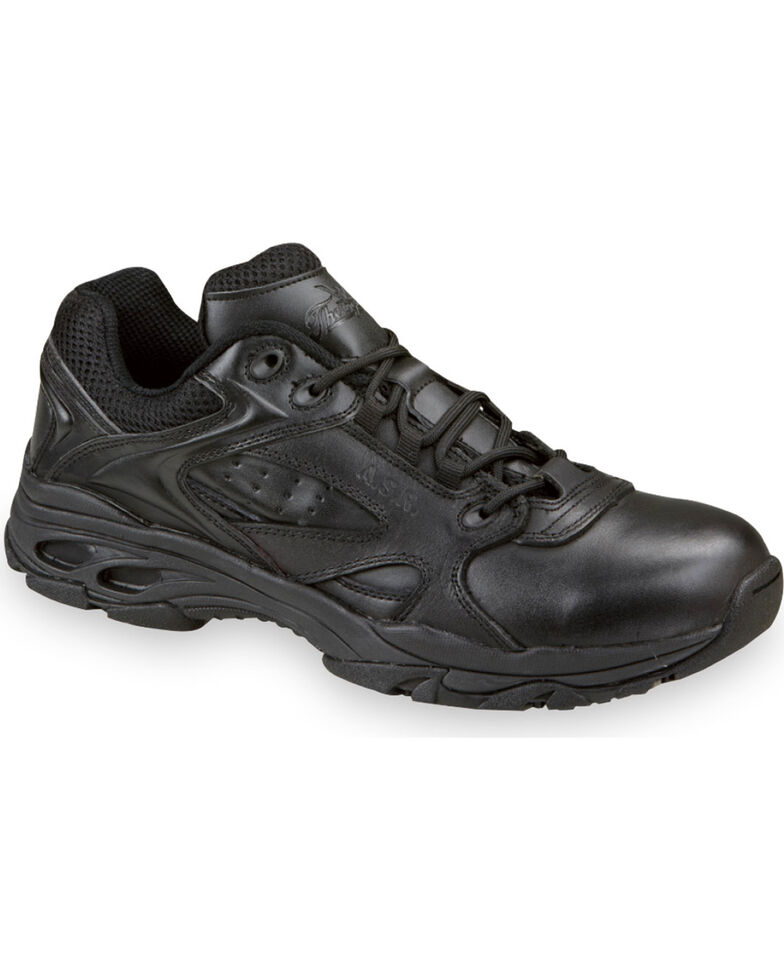 Thorogood Men's ASR Ultra Light Tactical Oxfords - Composite Toe, Black, hi-res
