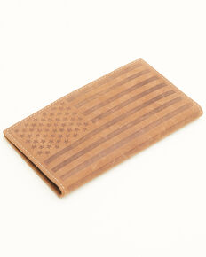 Cody James Men's Liberty Wallet, Brown, hi-res