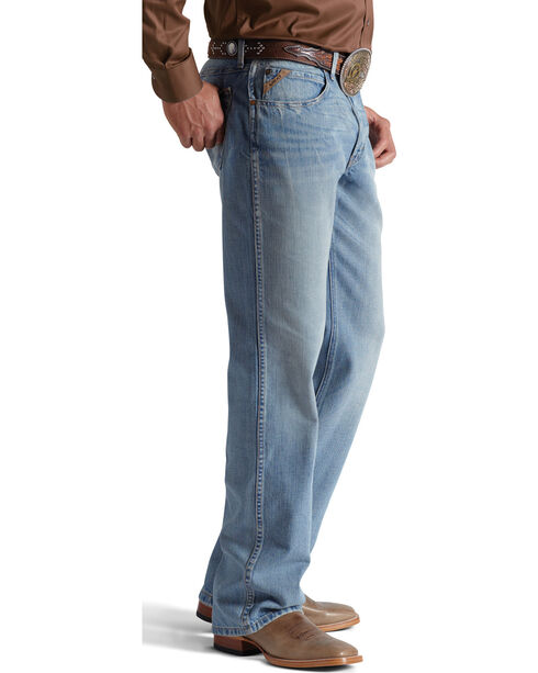 Ariat Denim Jeans - M3 Quicksilver Loose Fit - Big and Tall, Denim, hi-res