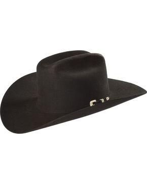 Stetson 200X La Corona Fur Felt Western Hat, Black, hi-res