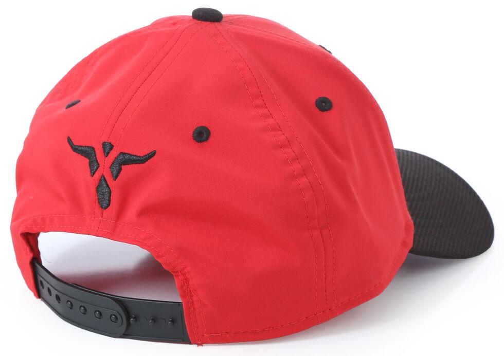 Wrangler Men's 20X Adjustable Cap, Red, hi-res