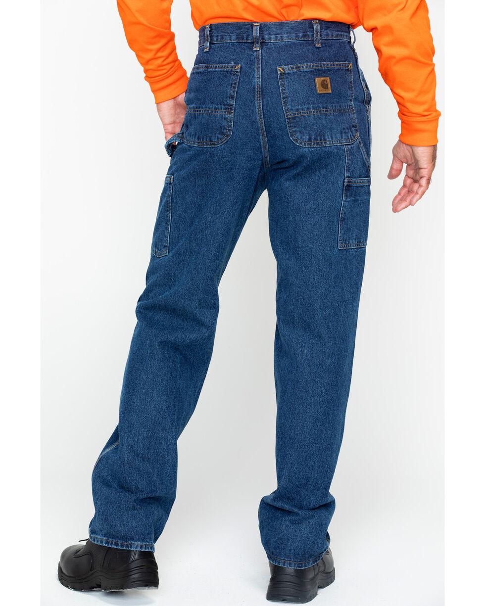 Carhartt Jeans - Dungaree Fit Work Jeans, Denim, hi-res