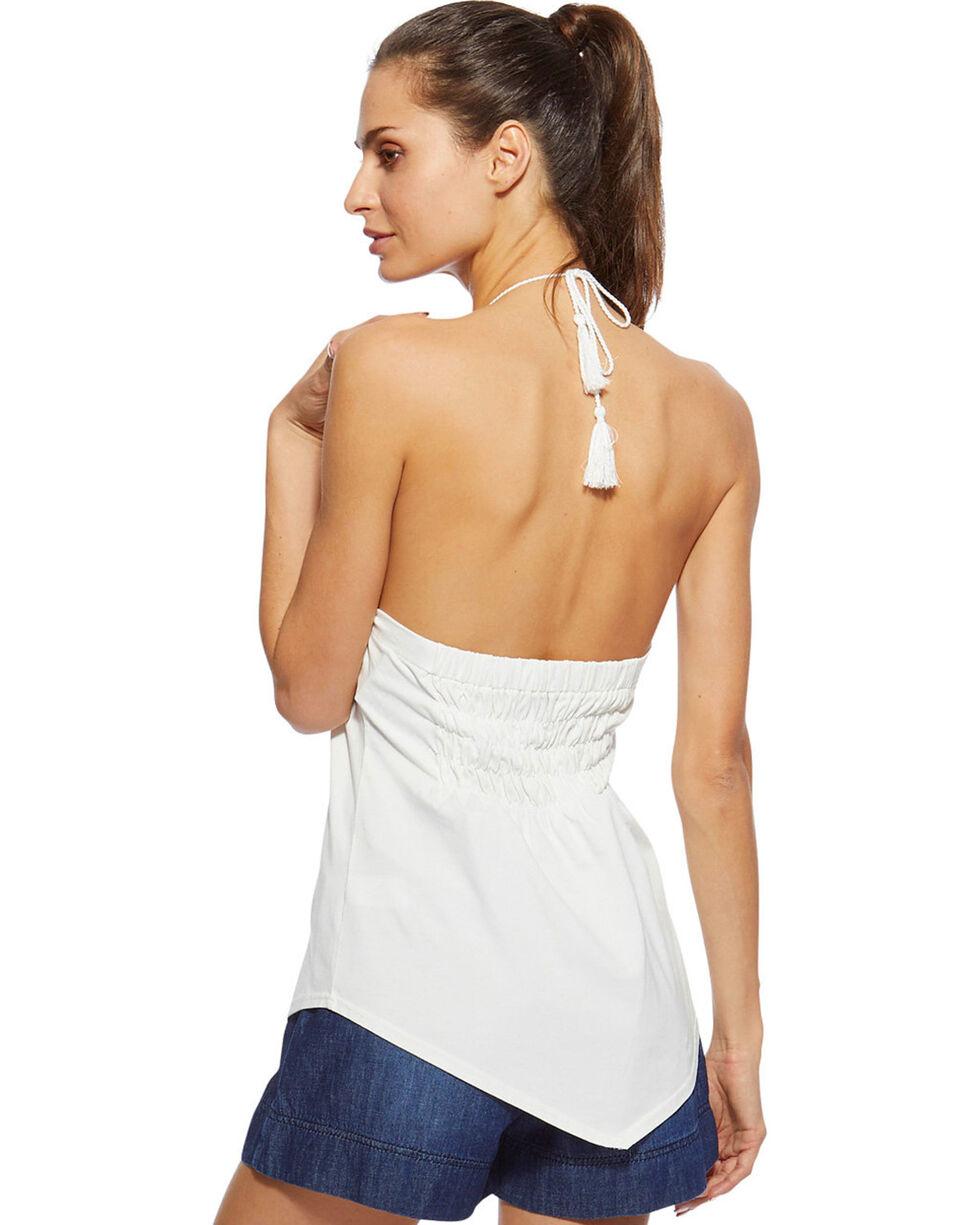 Angel Premium Women's Cream Avis Top , Cream, hi-res