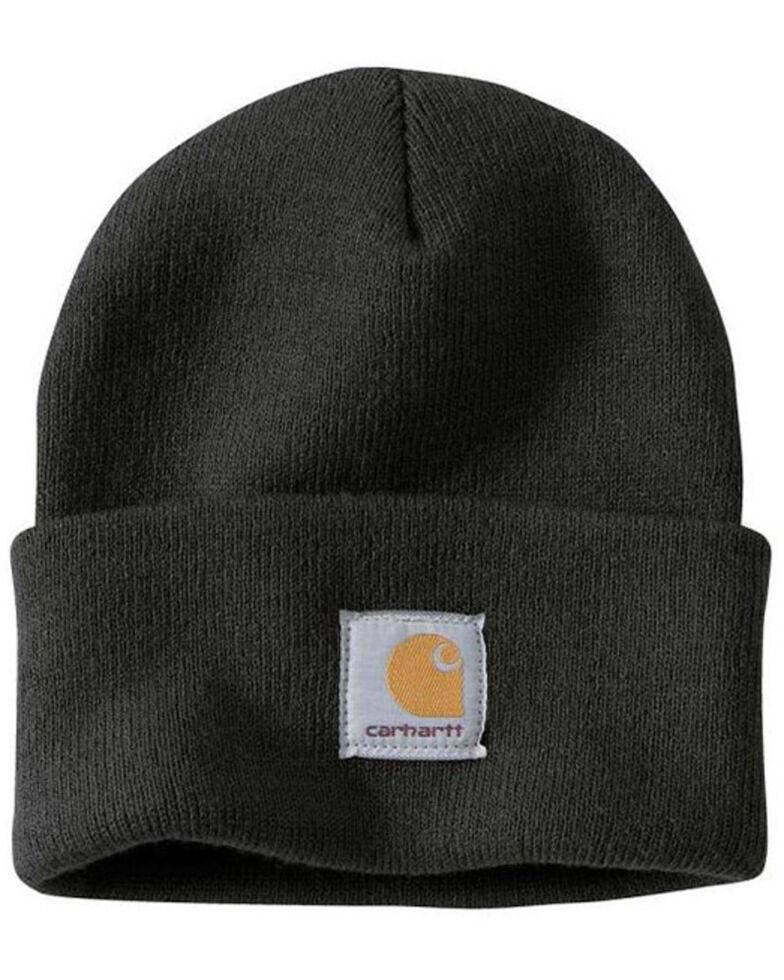 Carhartt Men's Carhartt Brown Watch Hat, , hi-res