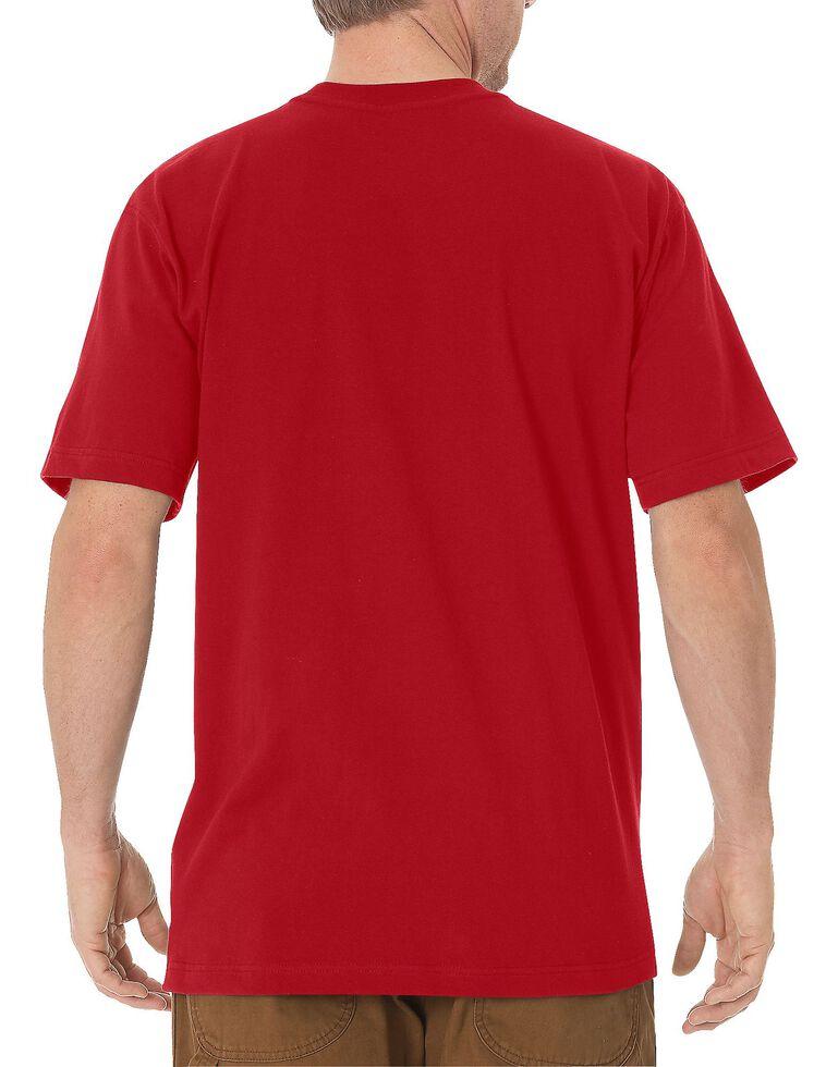 Dickies Heavyweight T-Shirt, Red, hi-res