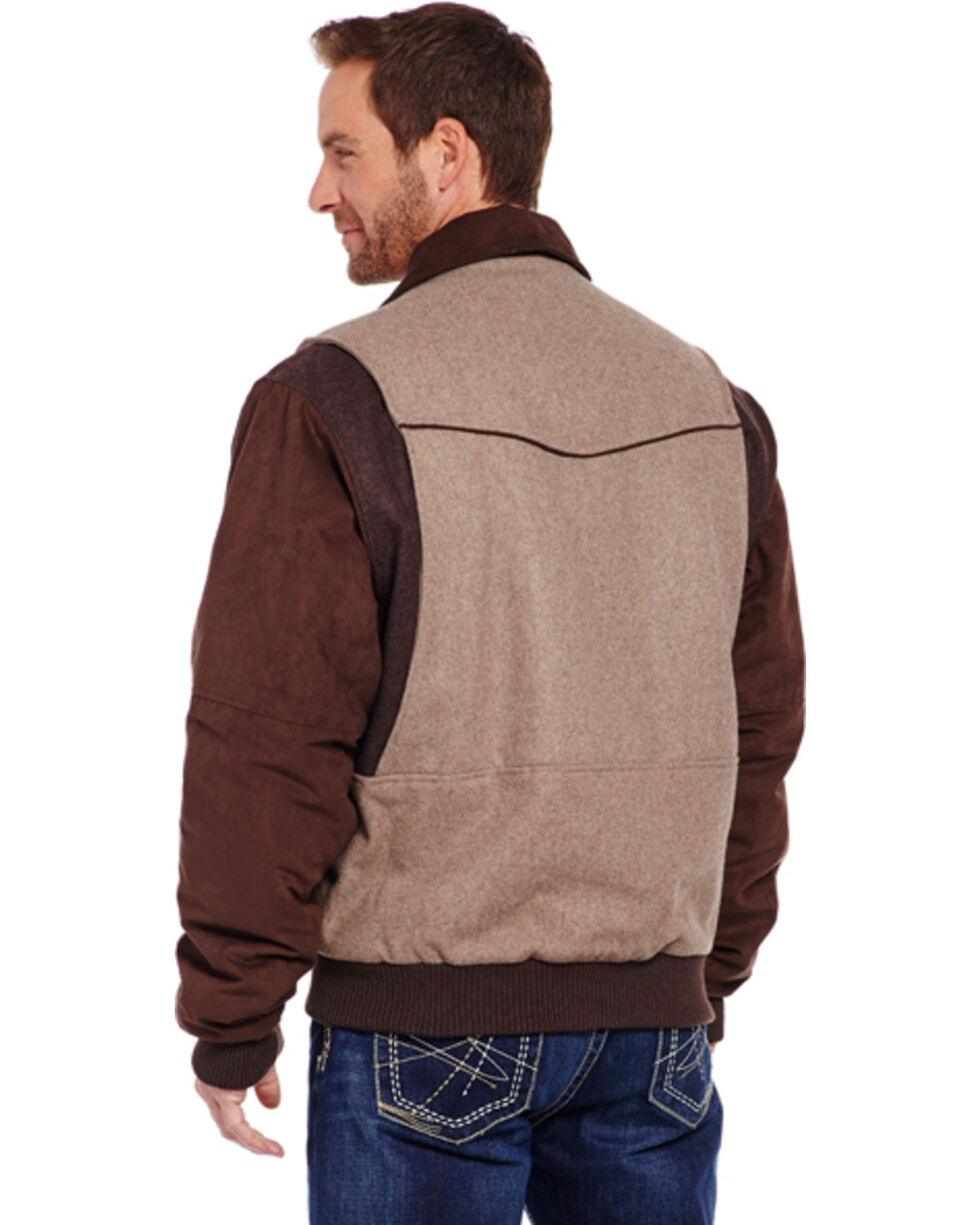 Cripple Creek Wool Western Jacket, Oatmeal, hi-res