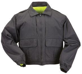 5.11 Tactical Double Duty Jacket - 3XL and 4XL, Black, hi-res