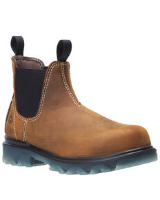 Wolverine Women's I-90 EPX Romeo Work Boots - Soft Toe, Brown, hi-res