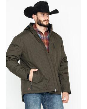 Cody James Men's Trek Zip-Up Jacket , Olive, hi-res