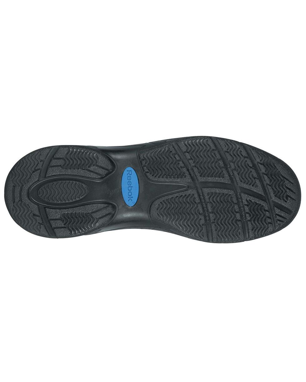 Reebok Men's Postal TCT Mid-High Oxford Shoes - USPS Approved, Black, hi-res