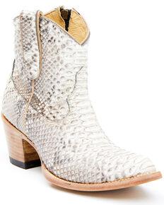 Idyllwind Women's Badass Fashion Booties - Round Toe, Natural, hi-res