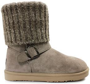 Lamo Footwear Women's Hurricane Boots - Round Toe, Mushroom, hi-res