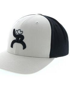 d4d1dbc11a5c7 HOOey Mens Hawk Logo Ball Cap