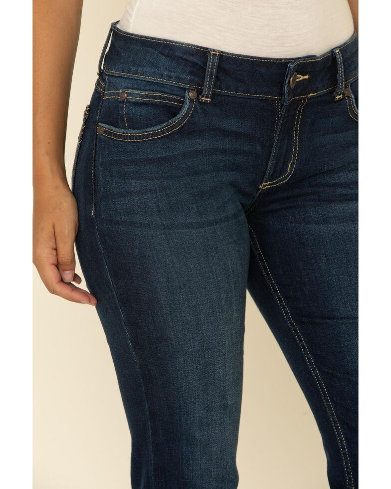 Wrangler Retro Women's Ruby Mae Bootcut Jeans , Blue, hi-res