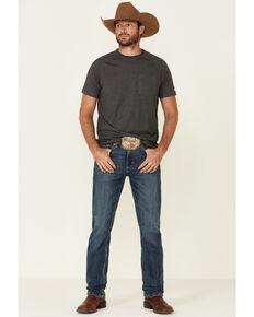 Wrangler 20X Men's No.44 Stirrup Stretch Slim Straight Jeans , Blue, hi-res