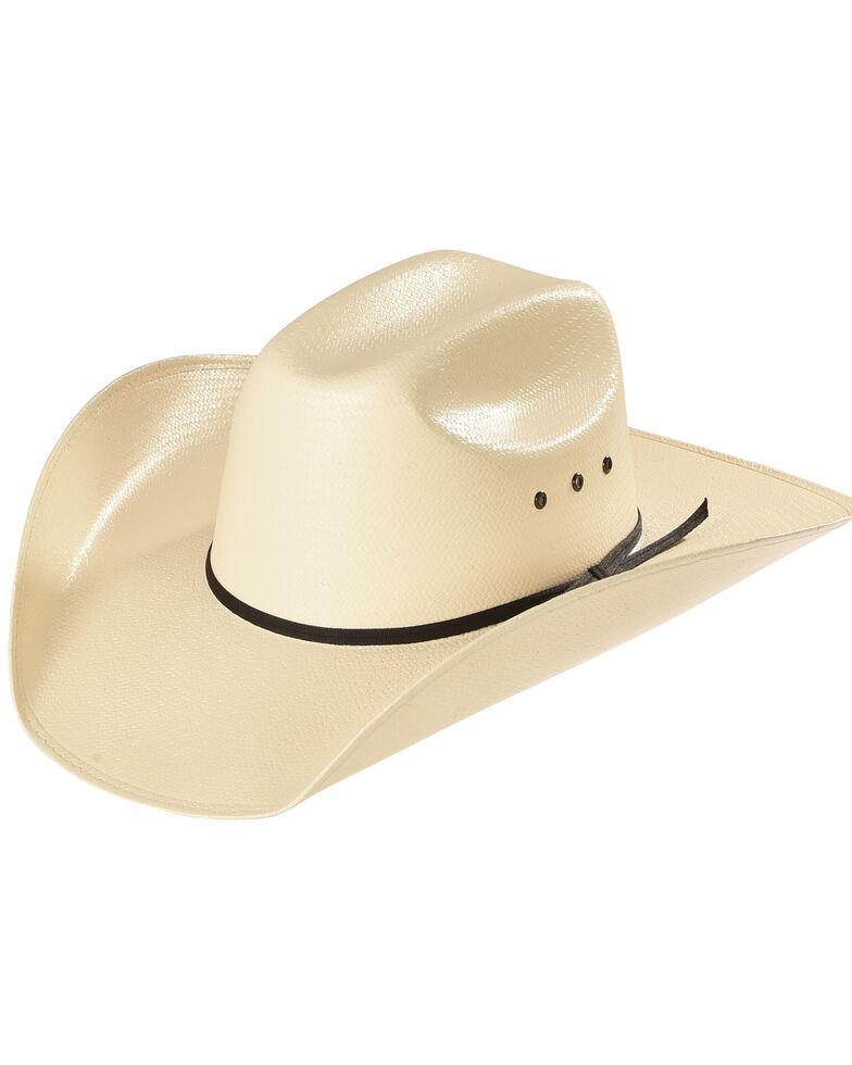 Cody James Men's Ponderosa Straw Hat, Natural, hi-res