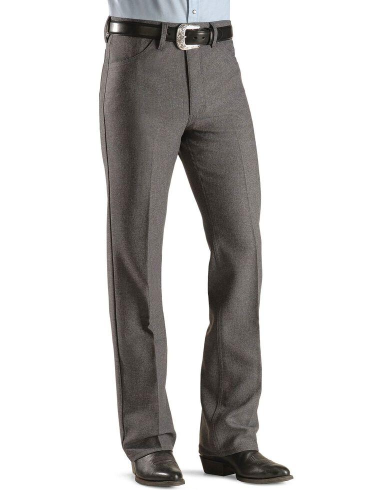 Wrangler Wrancher Dress Jeans , Hthr Grey, hi-res