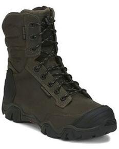 Chippewa Men's Cross Terrain Waterproof Hiking Boots - Nano Composite Toe, Grey, hi-res