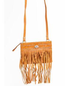 3151ee23a03 American West Fringe Crossbody Handbag