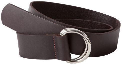 Mountain Khakis Men's Brown D-Ring Belt, Brown, hi-res