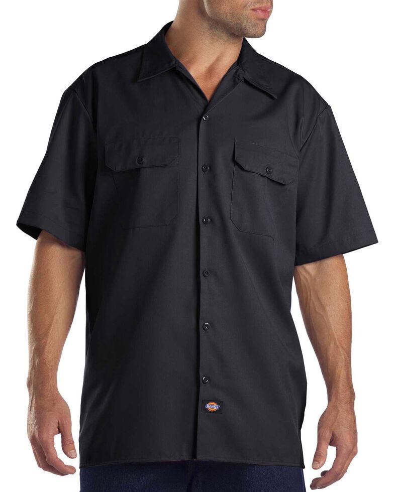 f546138730 Dickies Men s Short Sleeve Work Shirt - Big