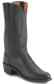 Lucchese Handmade 1883 Cole Ranch Hand Boots, Black, hi-res