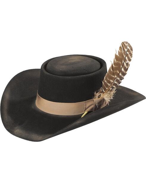 Stetson Men's Black Legendary Timberline Hat , Black, hi-res