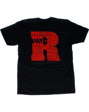 Wrangler Men's Riggs Workwear Short Sleeve Graphic Tee, Black, hi-res