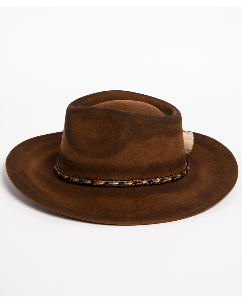 ále by Alessandra Women's Roxy Dene Hat  , Brown, hi-res