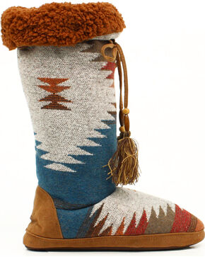 Blazin Roxx Women's Baden Slipper Boots , Multi, hi-res