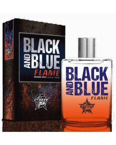 Tru Fragrances Men's PBR Black & Blue Flame Cologne, No Color, hi-res