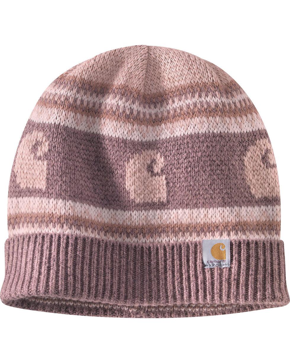 Carhartt Women's Misty Rose Springvale Hat, Light Pink, hi-res