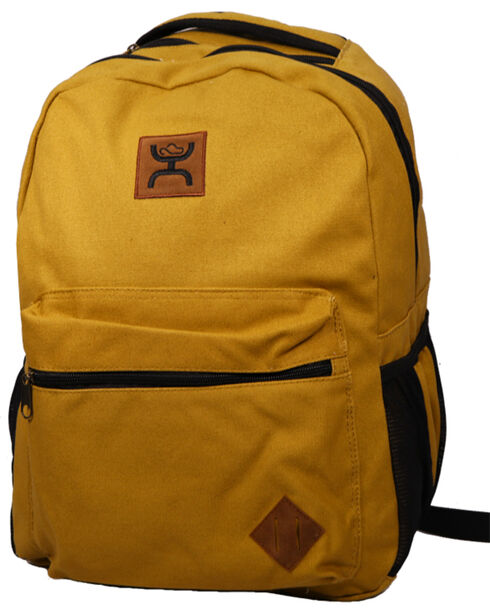Hooey Cognac Original Canvas Backpack , Cognac, hi-res