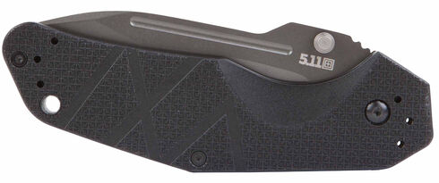 5.11 Tactical RFA Combo Assisted Opener Knife, Black, hi-res
