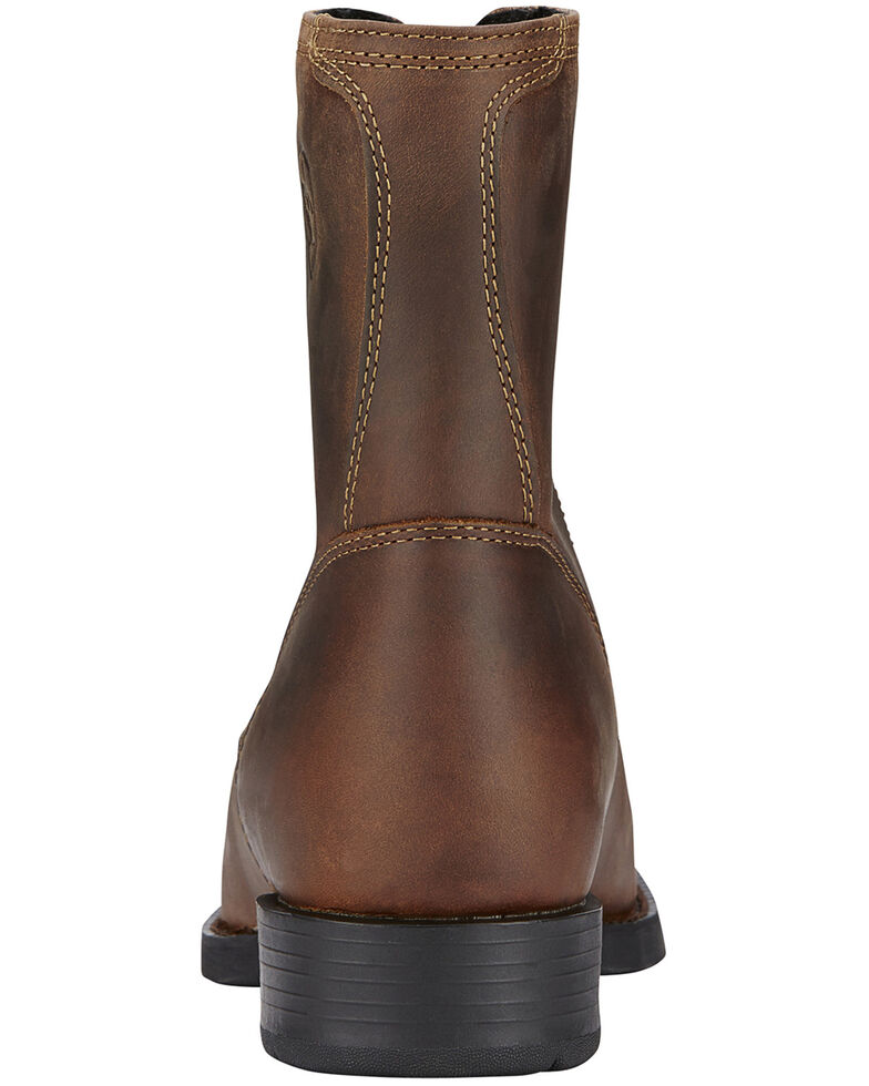 Ariat Heritage Lacer Cowboy Boots, Distressed, hi-res