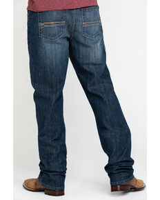 Cody James Men's Sheridan Dark Stretch Slim Straight Jeans , Indigo, hi-res