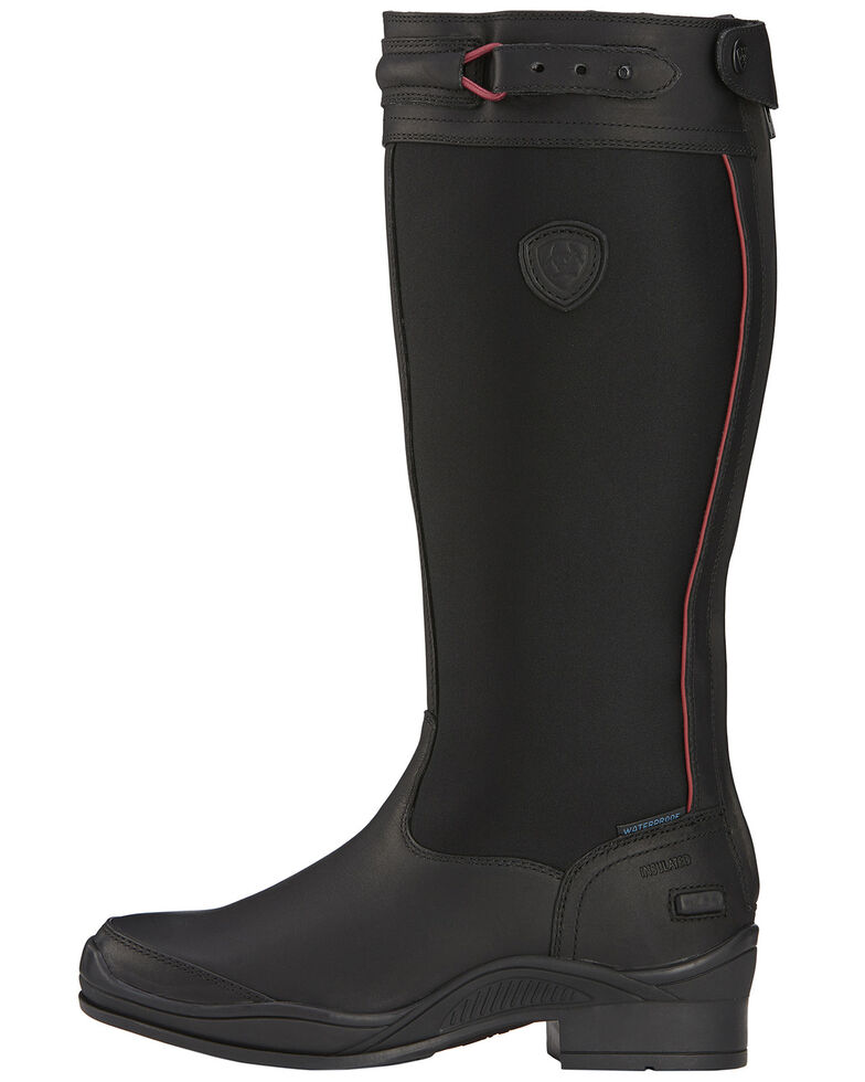 Ariat Women's Extreme Tall H2O Insulated English Riding Boots, Black, hi-res