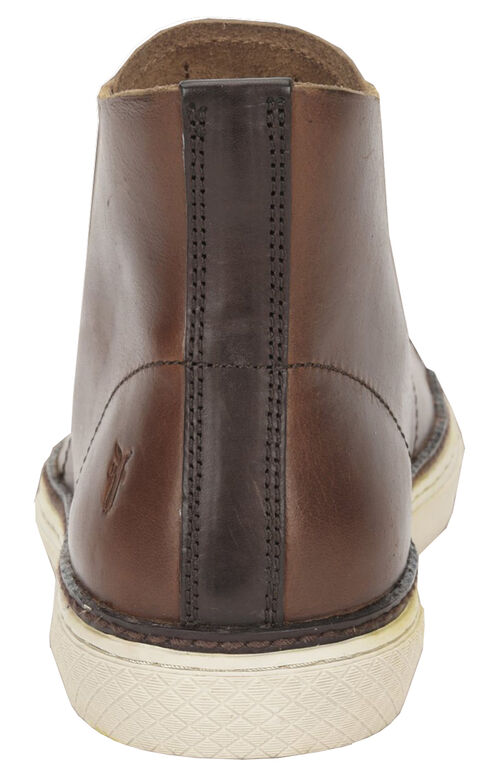 Frye Gates High Chukka Shoes, Whiskey, hi-res