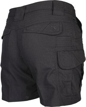 "Tru-Spec Women's 24-7 Series 6"" Ascent Shorts - Extended Sizes, Black, hi-res"