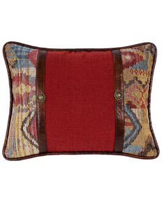 HiEnd Accents Ruidoso Oblong Concho Throw Pillow, Multi, hi-res