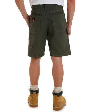 Wrangler Riggs Men's Carpenter Shorts, Green, hi-res