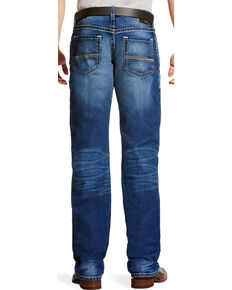 Ariat Men's M4 Dawson Low Rise Bootcut Jeans , Indigo, hi-res