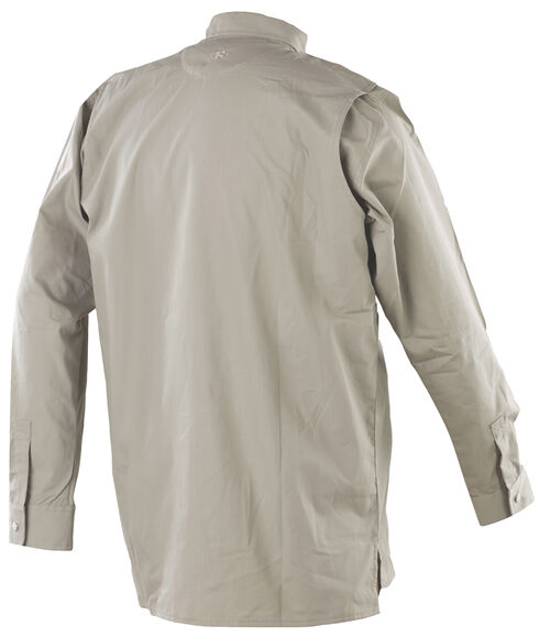 Tru-Spec Men's 24-7 Pinnacle Long Sleeve Shirt , Beige, hi-res