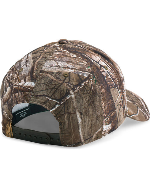 Under Armour Men's Camo Flag Ball Cap, Camouflage, hi-res