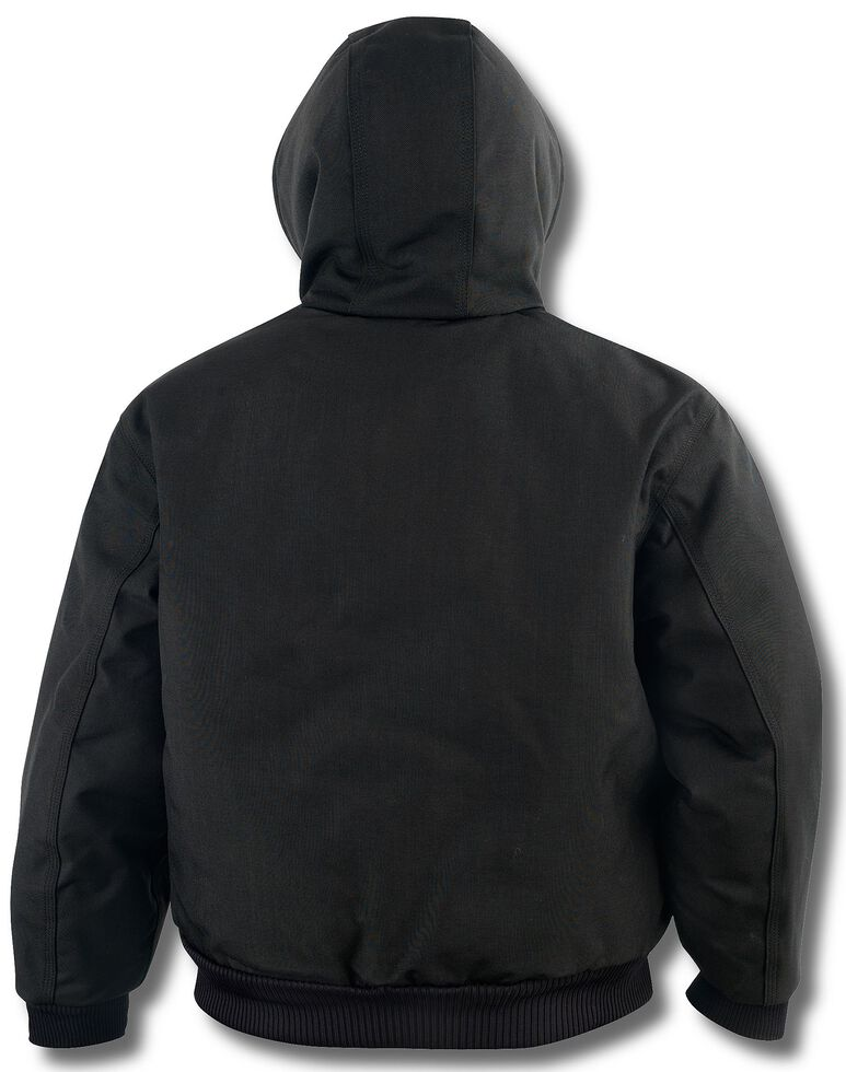e793c3ca1e1 Zoomed Image Carhartt Extremes® Quilt-Lined Active Jacket - Big & Tall,  Black, hi