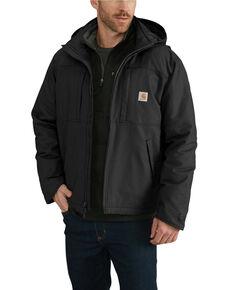 Carhartt Men's Full Swing Cryder Work Jacket - Big , Black, hi-res