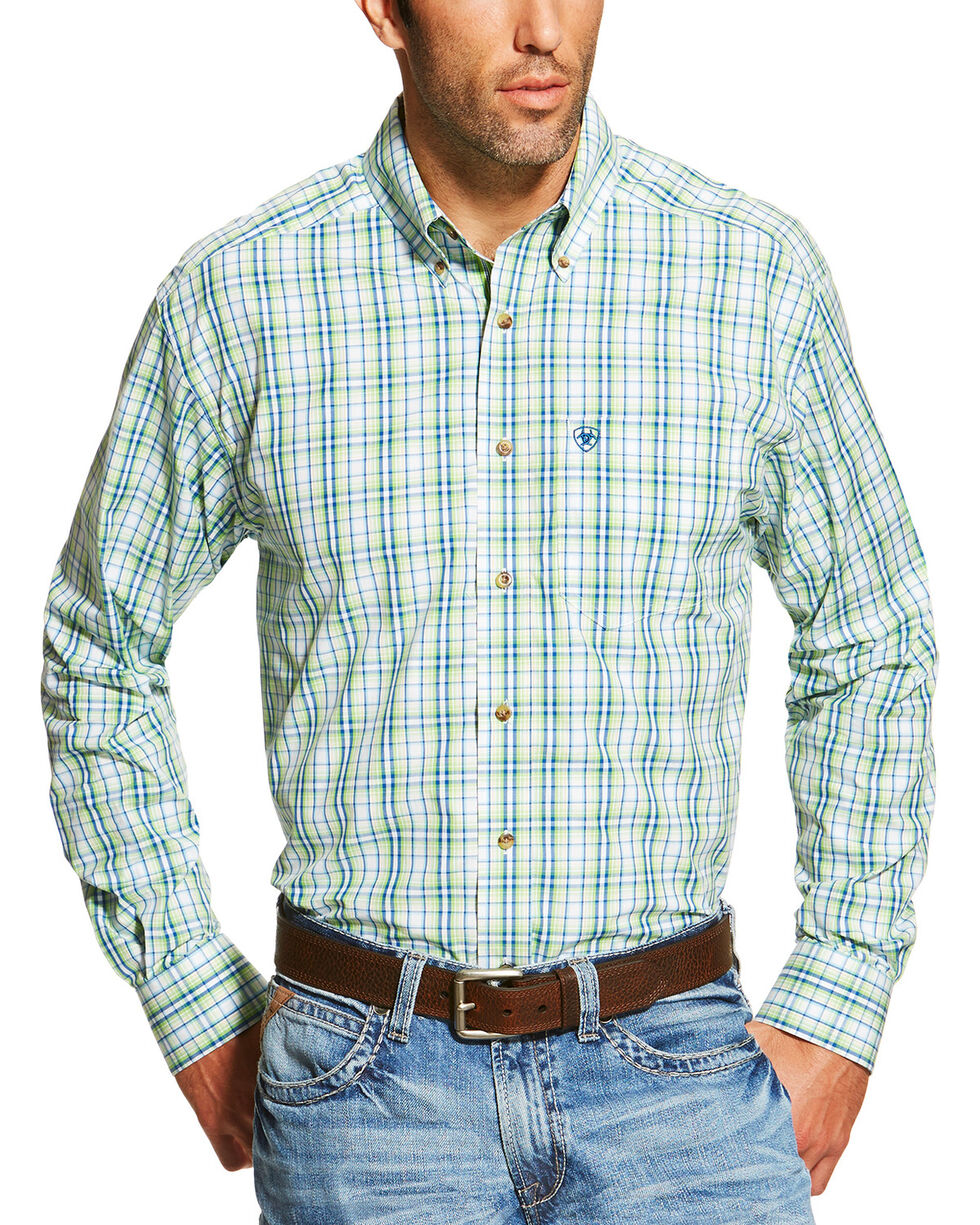 Ariat Men's Multi Bradley Shirt, Multi, hi-res